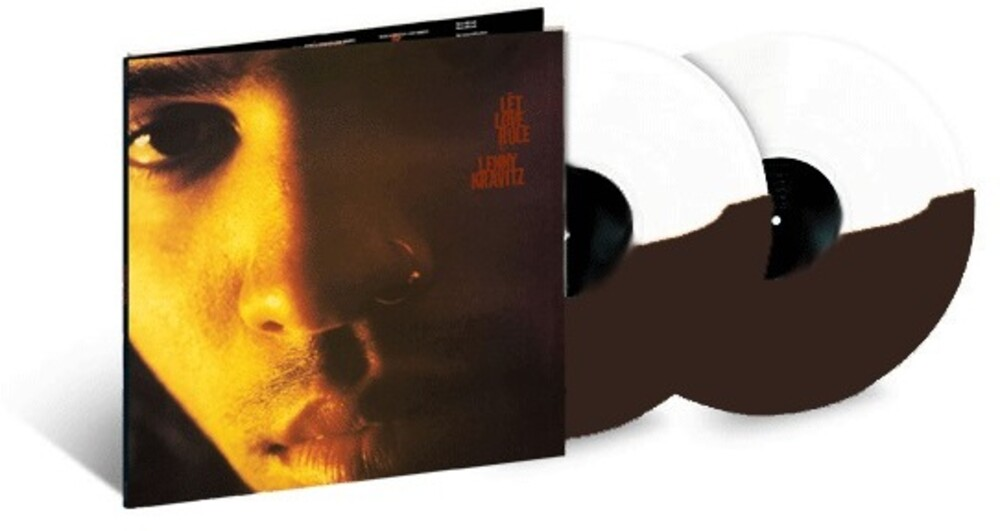 Lenny Kravitz - Let Love Rule [Brown/White 2LP]
