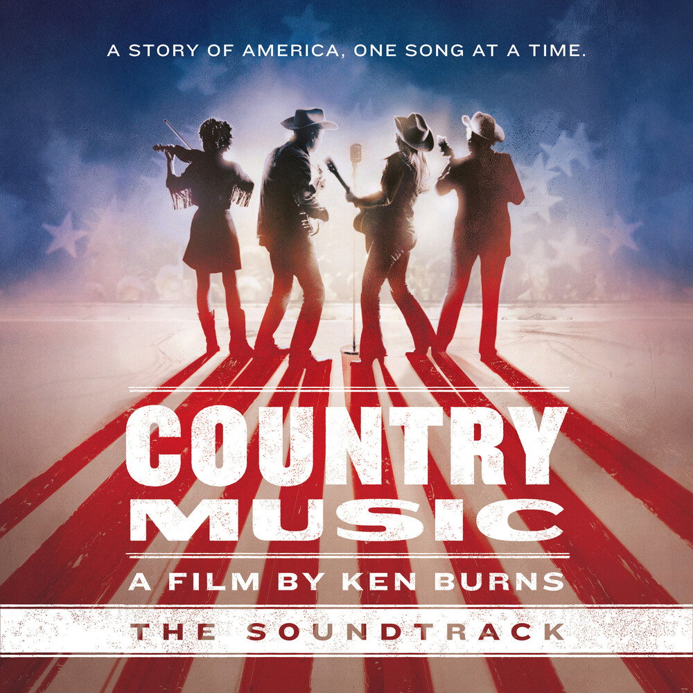 Various Artists - Country Music - A Film By Ken Burns (The Soundtrack) [2CD]