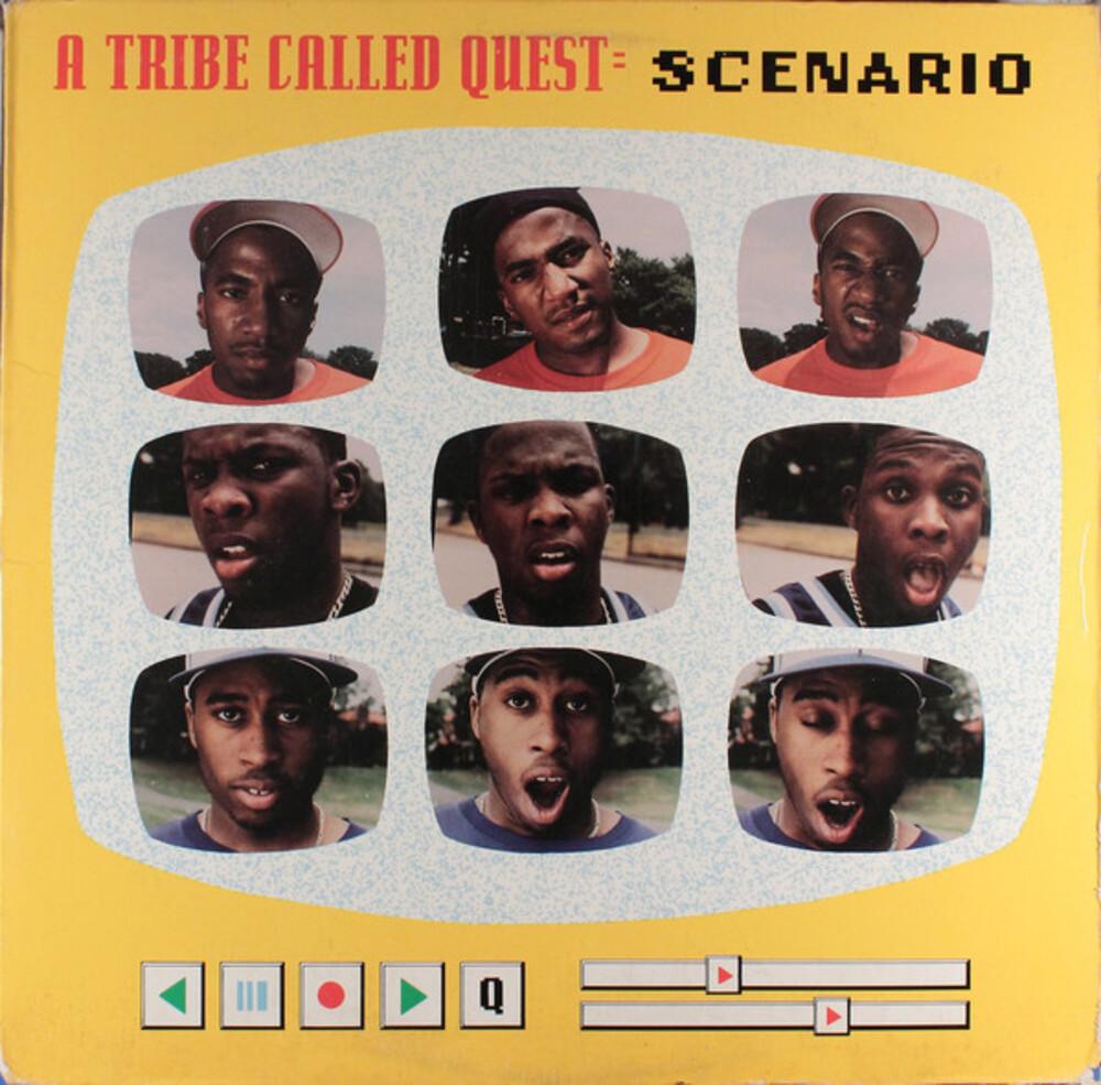 Tribe Called Quest - Scenario