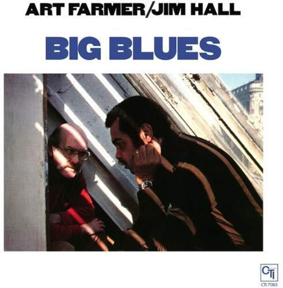 Art Farmer & Jim Hall - Big Blues [Limited Edition Numbered LP]