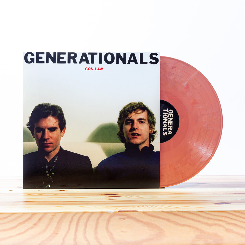 Generationals - Con Law (10-Year Reissue) [LP]