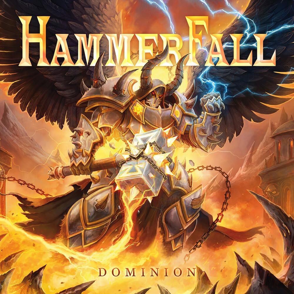 Hammerfall - Dominion [LP]