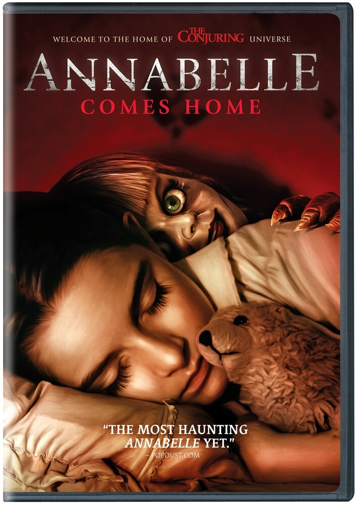 Annabelle [Movie] - Annabelle Comes Home