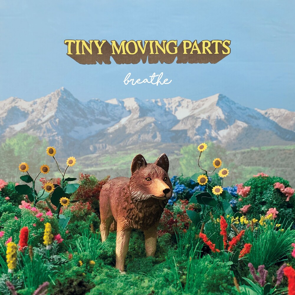 Tiny Moving Parts - Breathe [Indie Exclusive Limited Edition LP]