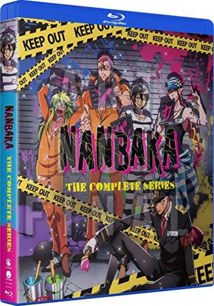 Nanbaka: Complete Series - Nanbaka: The Complete Series