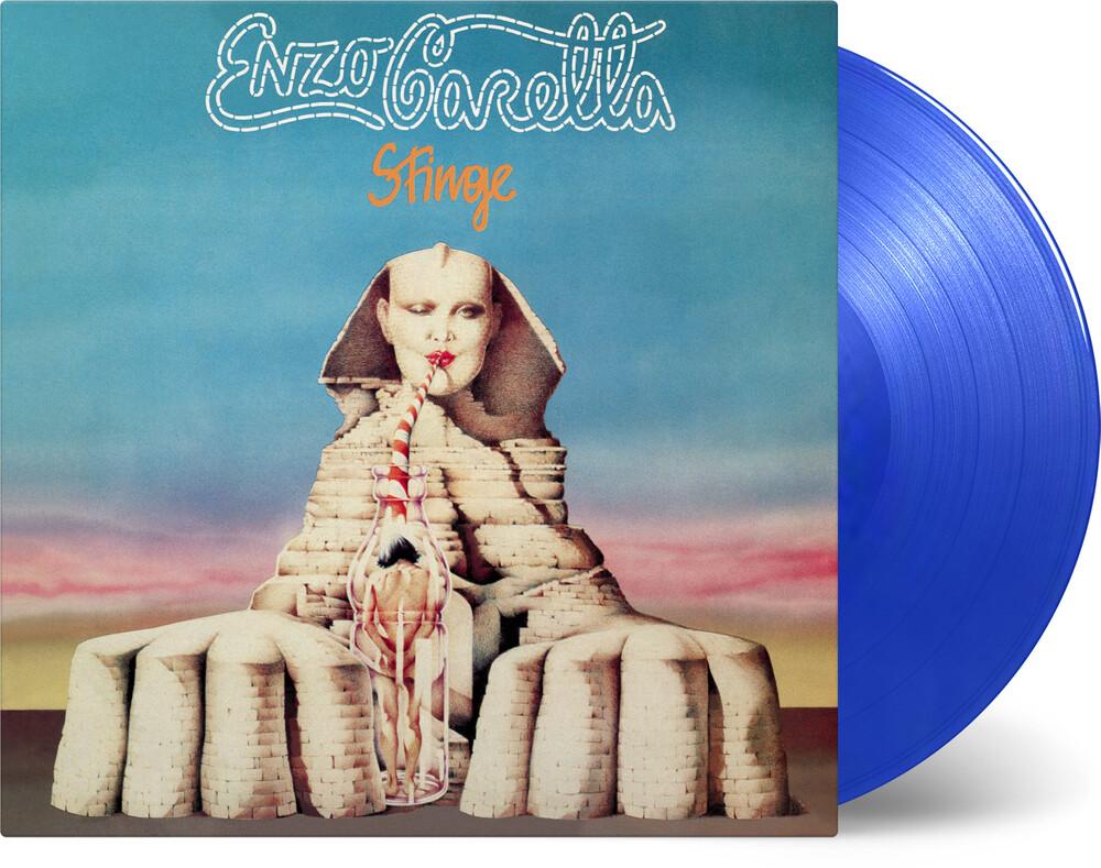 Enzo Carella - Sfinge (Blue) [Colored Vinyl] [Limited Edition] [180 Gram]
