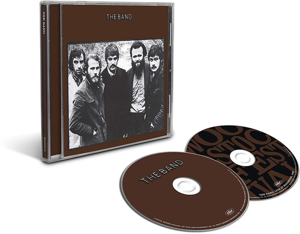 The Band - The Band: 50th Anniversary [2CD]