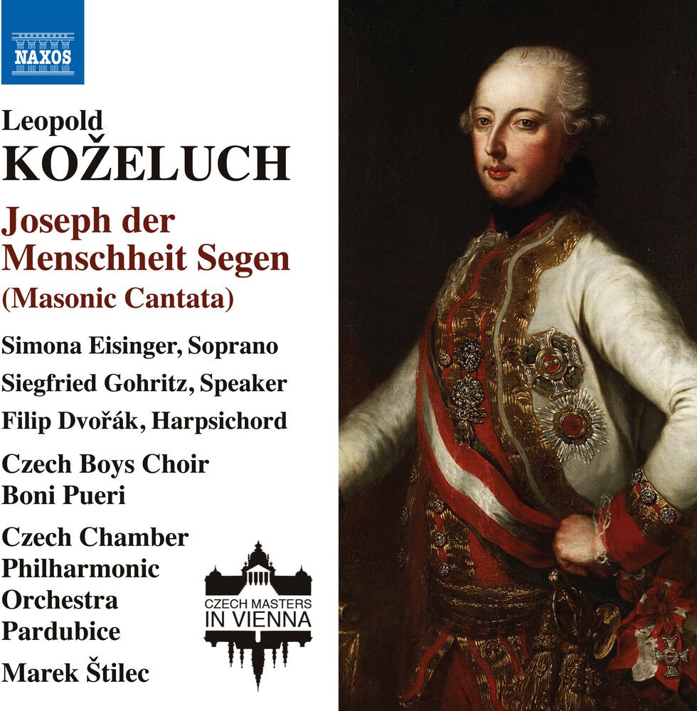 Kozeluch / Stilec / Dvorak - Joseph Der Menschheit Segen