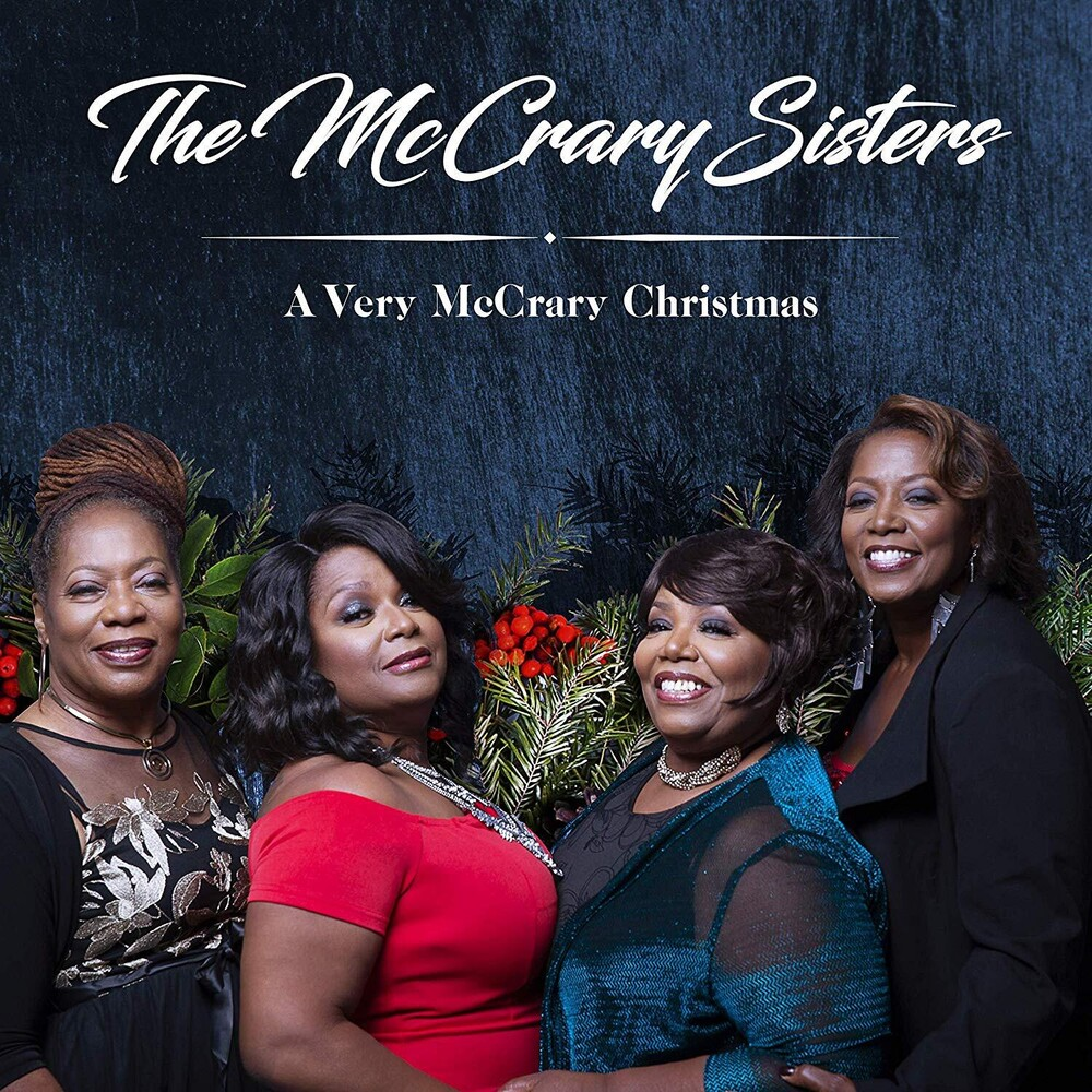 The Mccrary Sisters - A Very McCrary Christmas