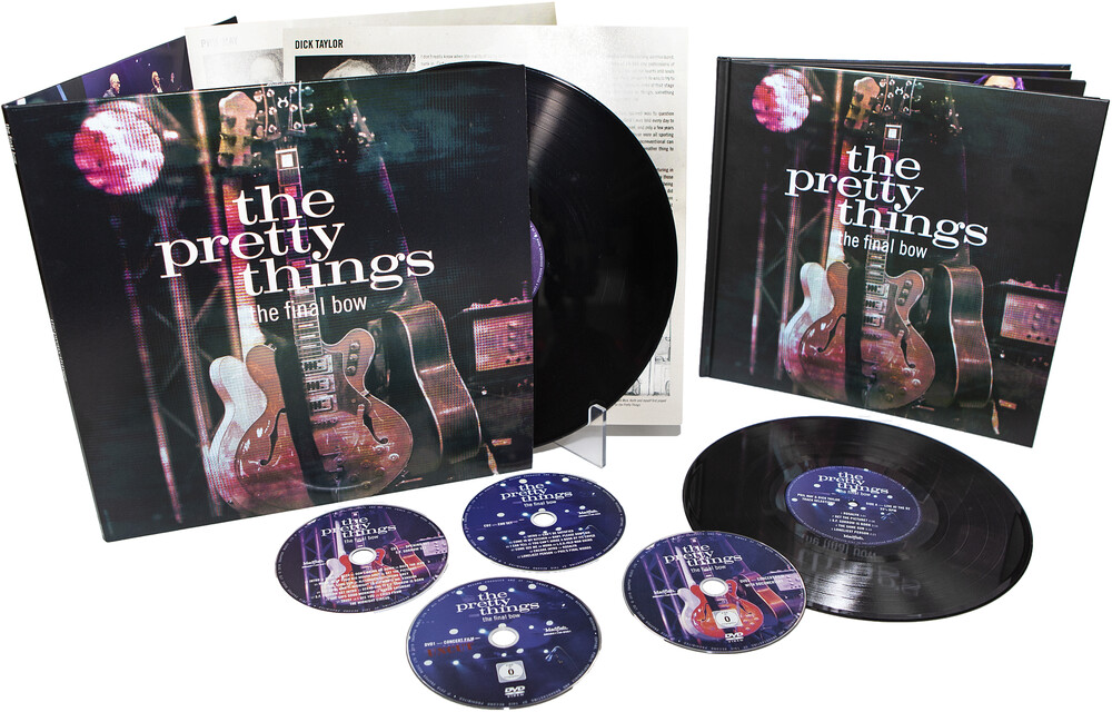 Pretty Things - Final Bow (W/Dvd) (Bonv) (Box) (Spkg) (Uk)