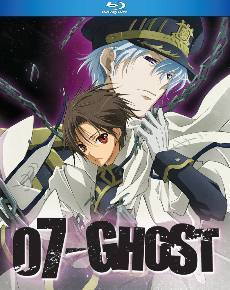 - 07 Ghost: Complete Collection (2pc)