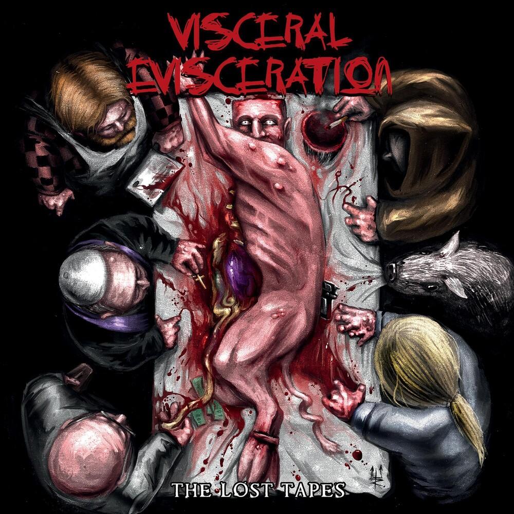 Visceral Evisceration - Lost Tapes