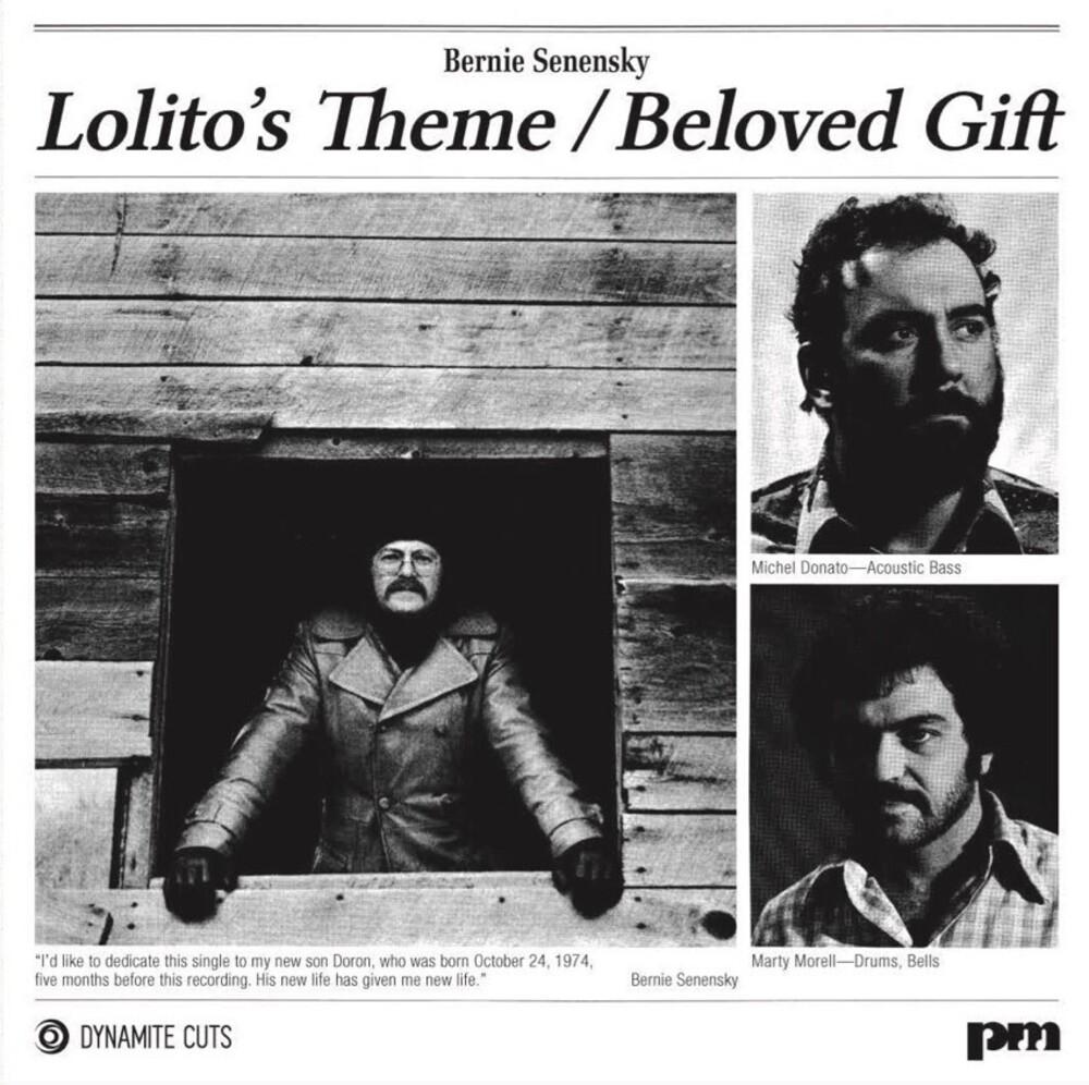 Bernei Senensky - Lolito's Theme / Beloved Gift