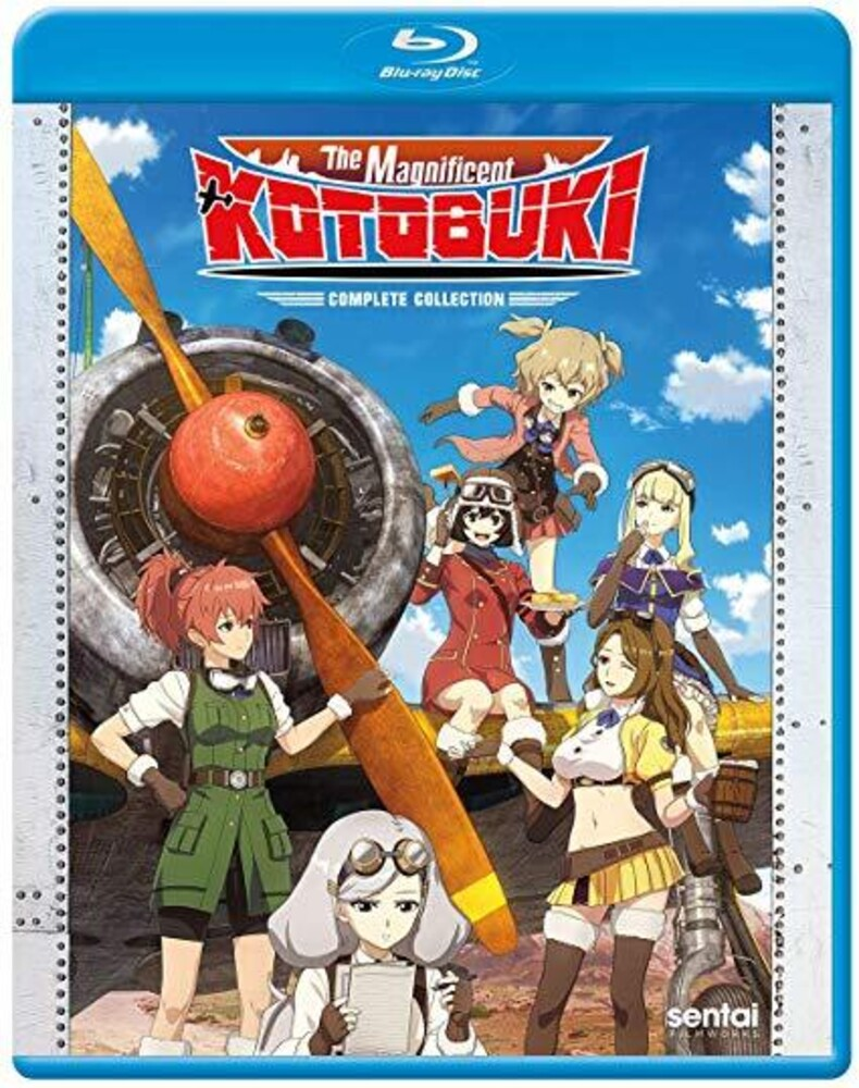 - Magnificent Kotobuki (2pc) / (Anam)