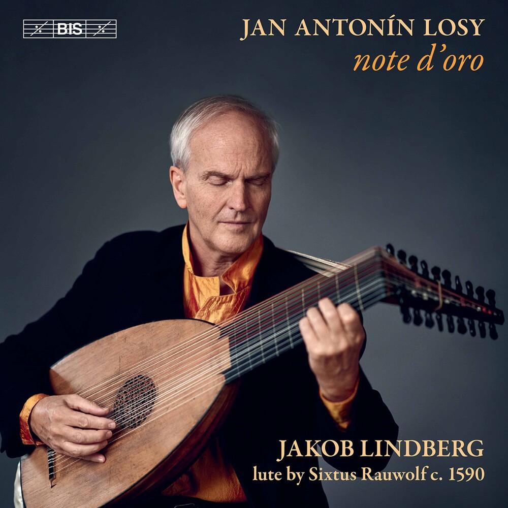 JAKOB LINDBERG - Note D'oro (Hybr)