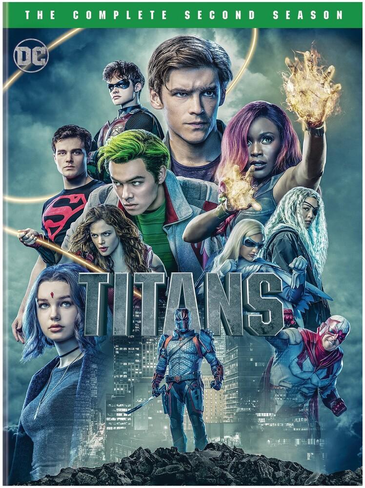 - Titans: Complete Second Season (2pc) / (2pk)