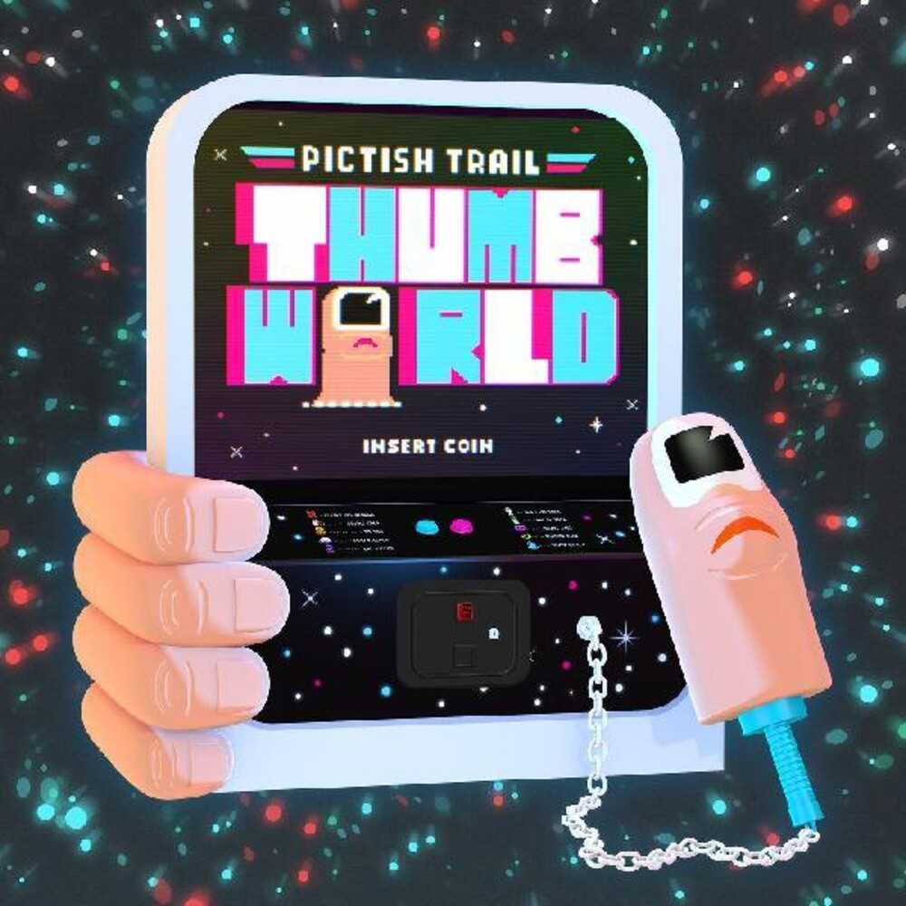 Pictish Trail - Thumb World [Download Included]