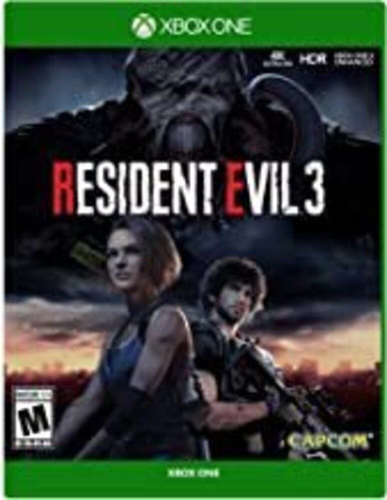 Xb1 Resident Evil 3 Remake - Resident Evil 3 Remake