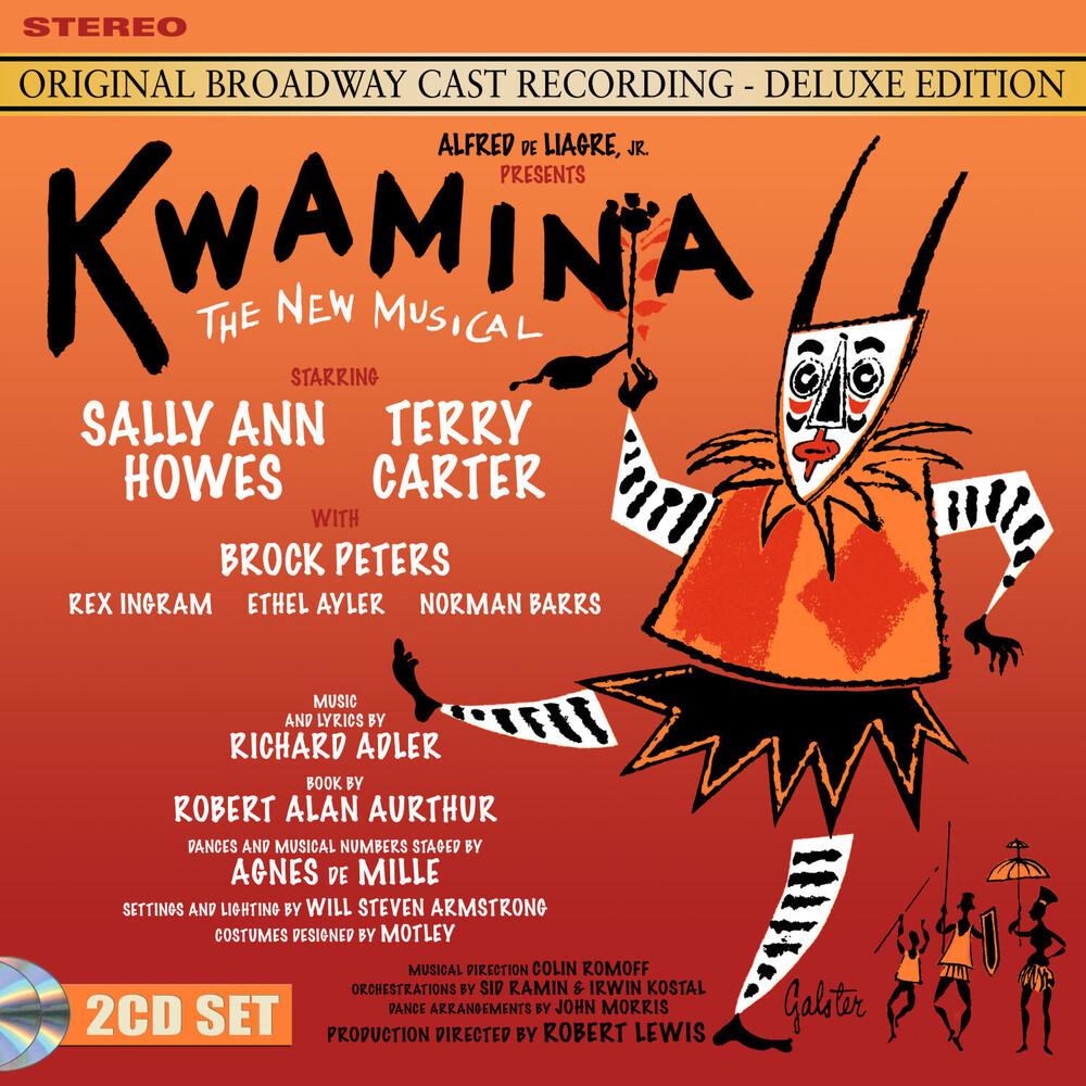 Kwamina / O.C.R. - Kwamina (Original Broadway Cast Recording)