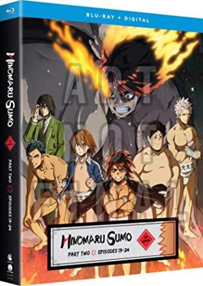 Hinomaru Sumo: Part 2 - Hinomaru Sumo: Part 2