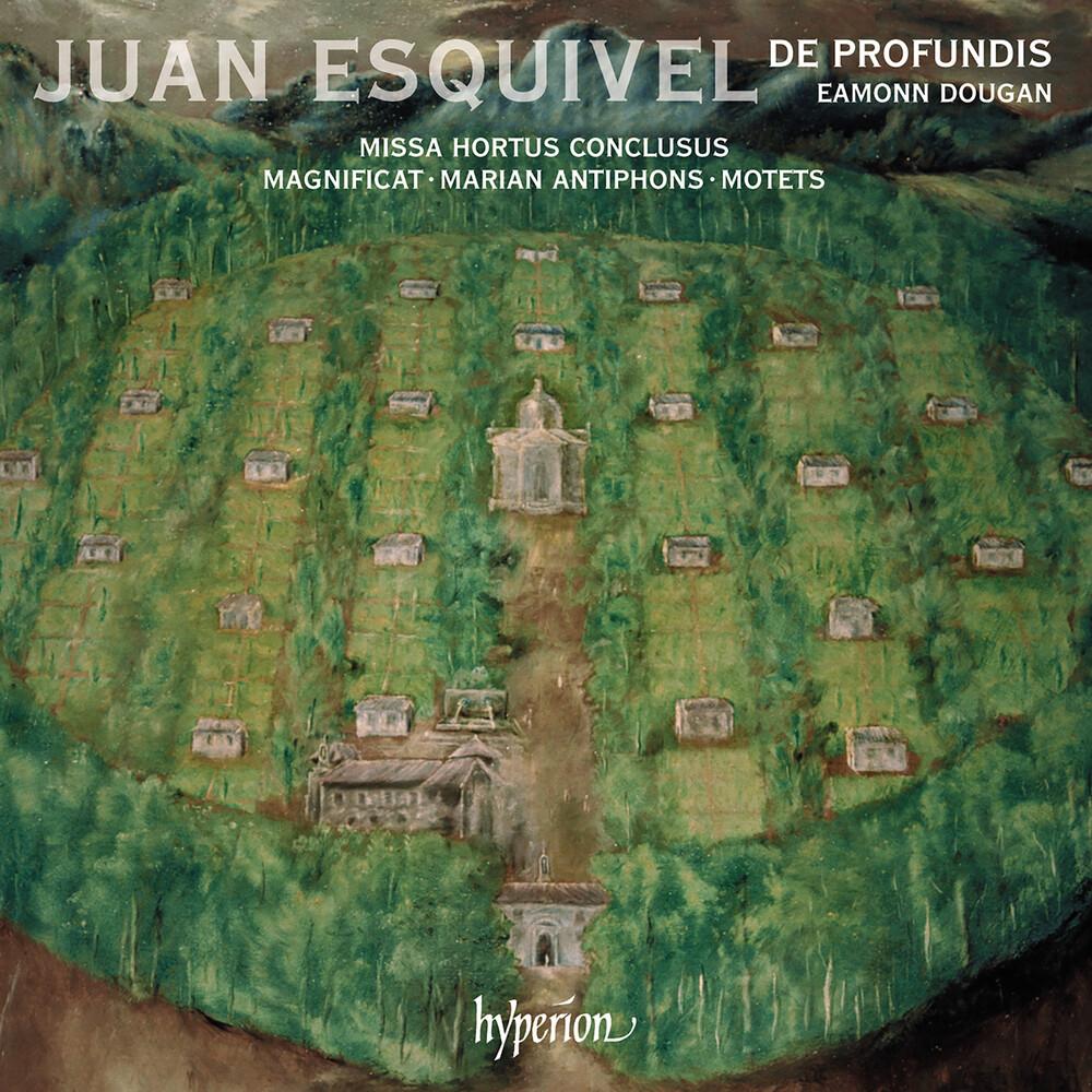 De Profundis - Esquivel: Missa Hortus Conclusus Magnificat