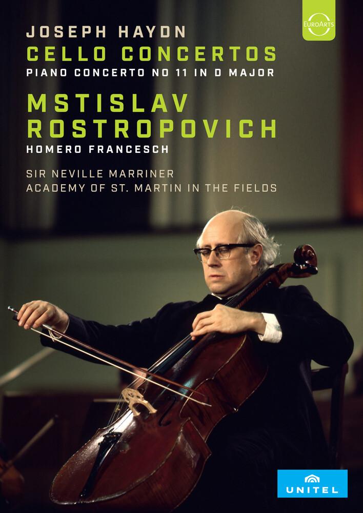 - Rostropovich Plays Haydn Cello Concertos