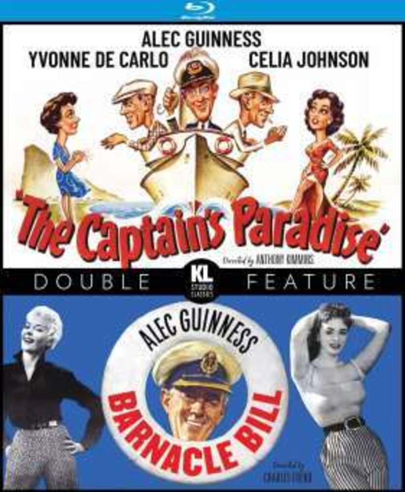 - The Captain's Paradise / Barnacle Bill: Double Feature