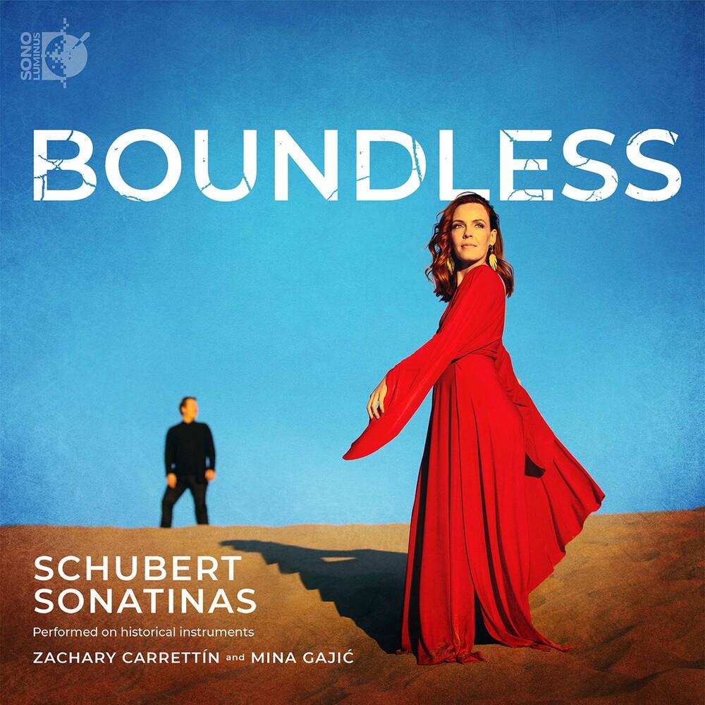 Schubert / Gajic / Carrettin - Boundless