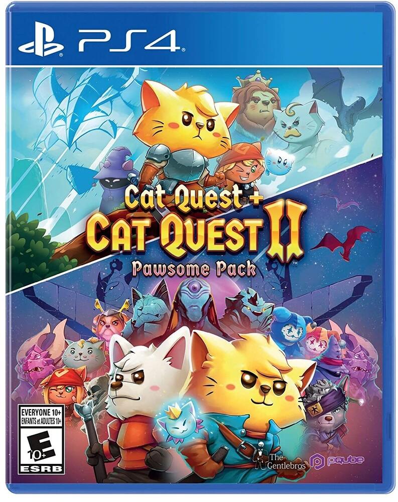 - Cat Quest Ii