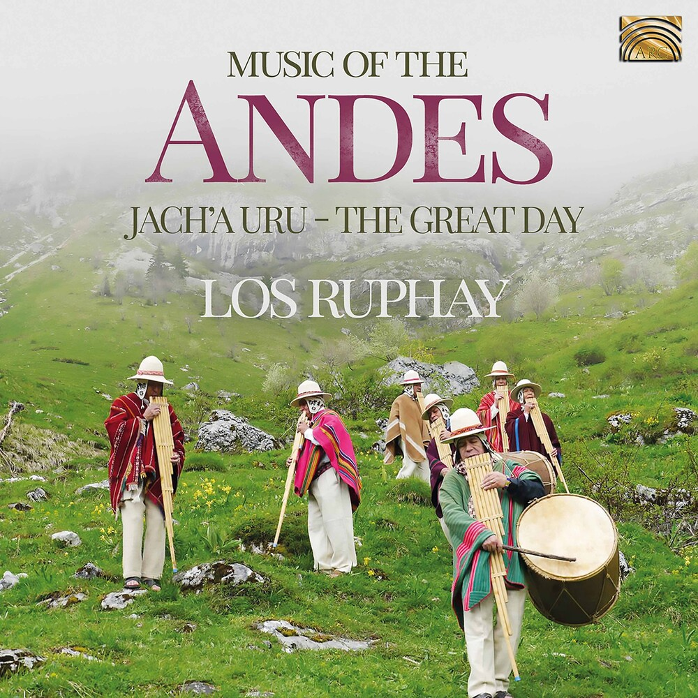 Music Of The Andes / Various - Music of the Andes