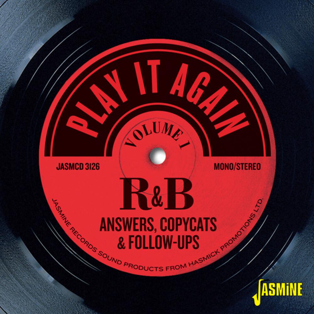Play It Again R&B Answers Copycats & Follow-Ups - Play It Again: R&B Answers Copycats & Follow-Ups