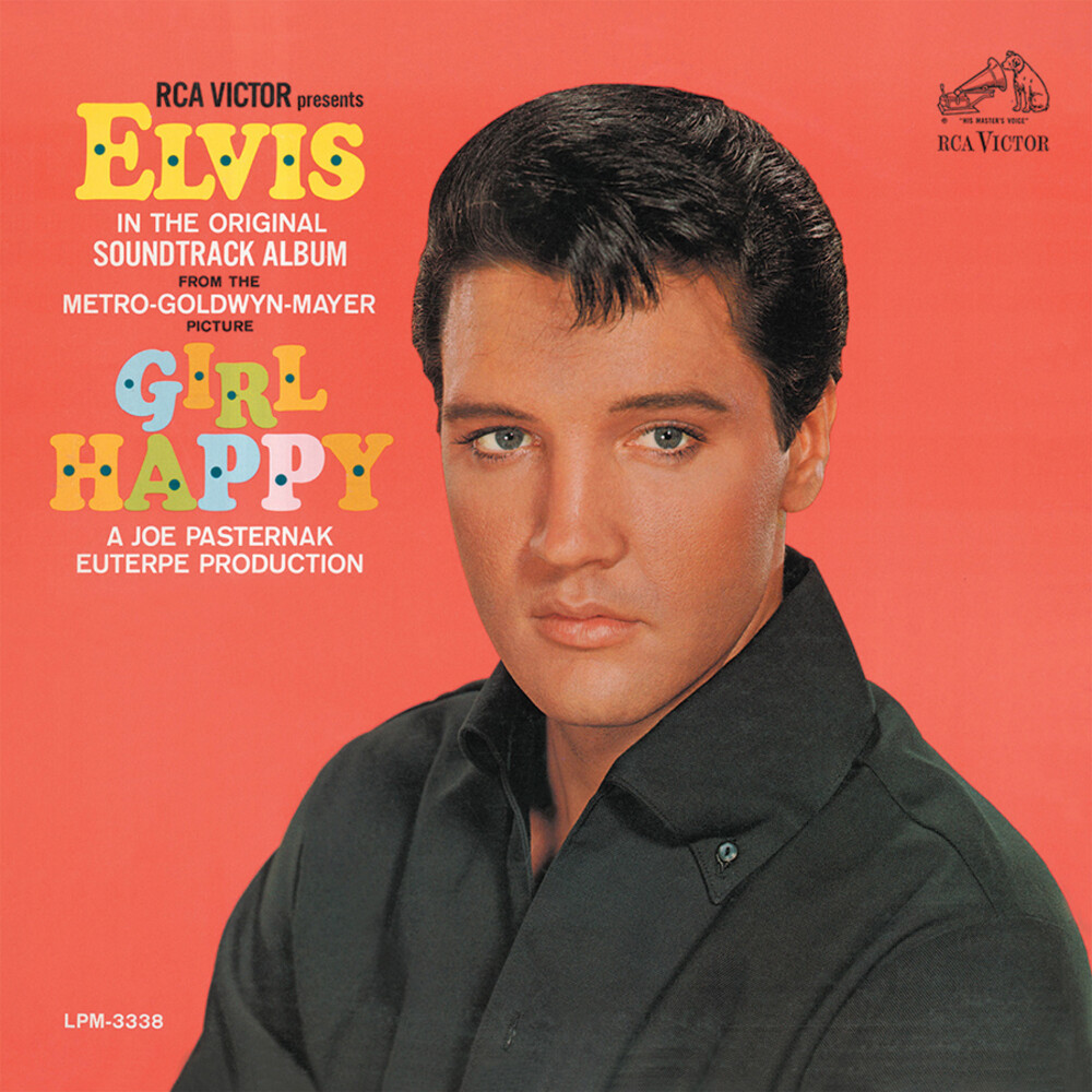 Elvis Presley - Girl Happy Soundtrack - O.S.T. (Mod)