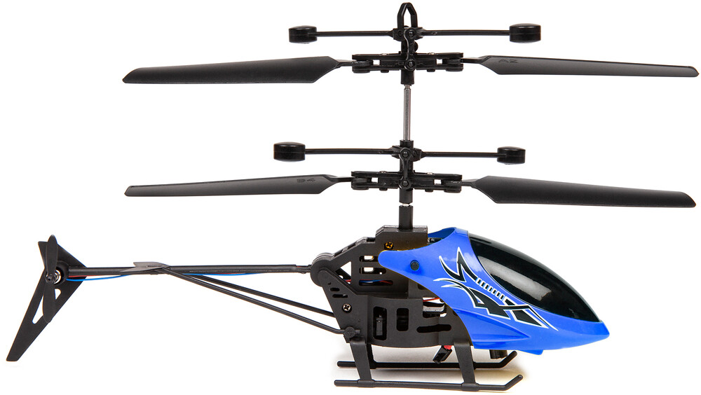 Rc Helicopters - Hornet 2ch IR Helicopter (One random color per transaction. Colors red, blue or yellow.)