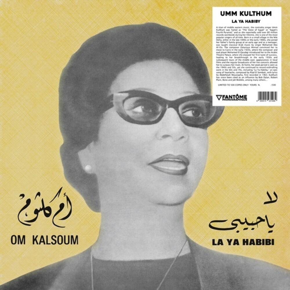 Om Kalsoum - Ya Habiby