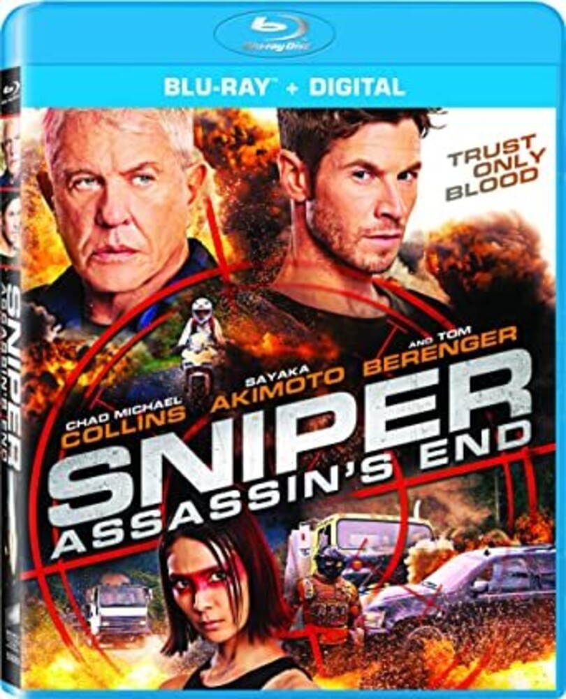 Sniper: Assassin's End - Sniper: Assassin's End / (Ac3 Digc Sub Ws)