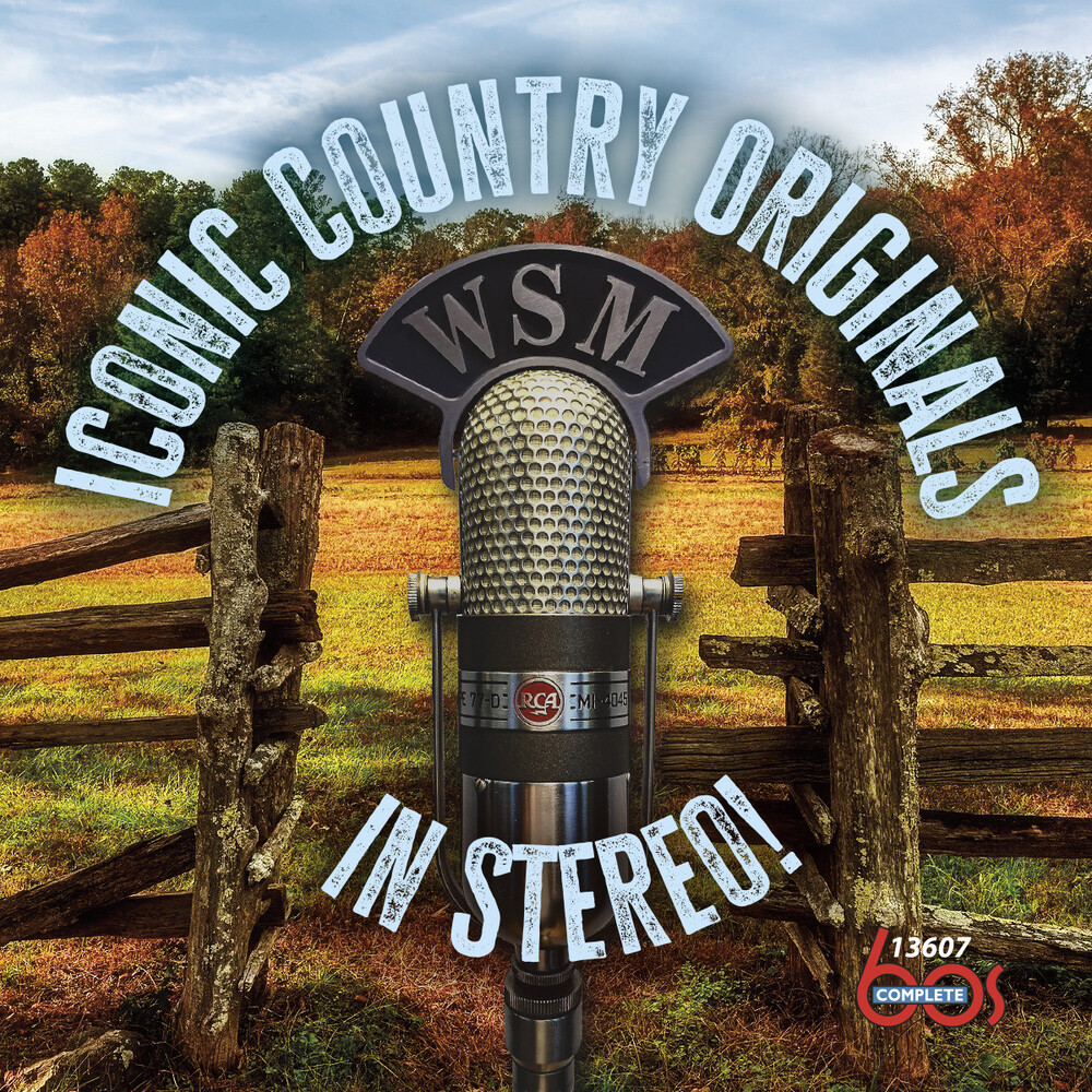 Iconic Country Originals In Stereo / Various - Iconic Country Originals In Stereo / Various