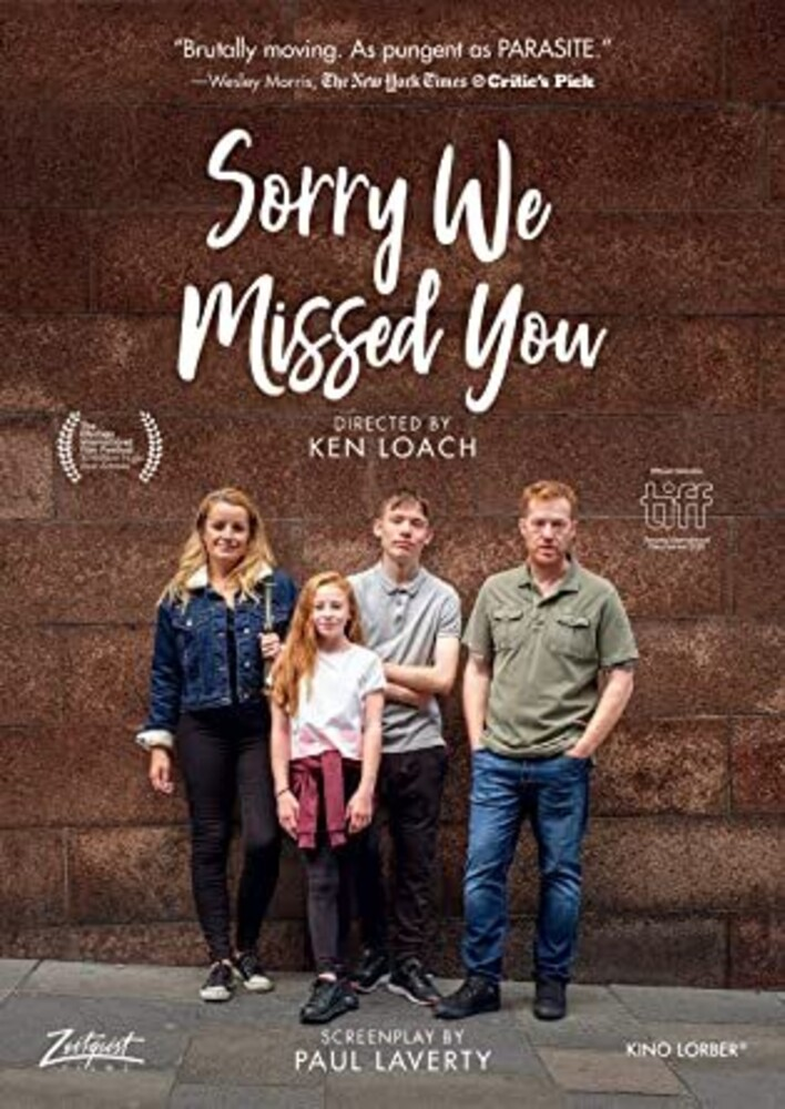- Sorry We Missed You (2019)