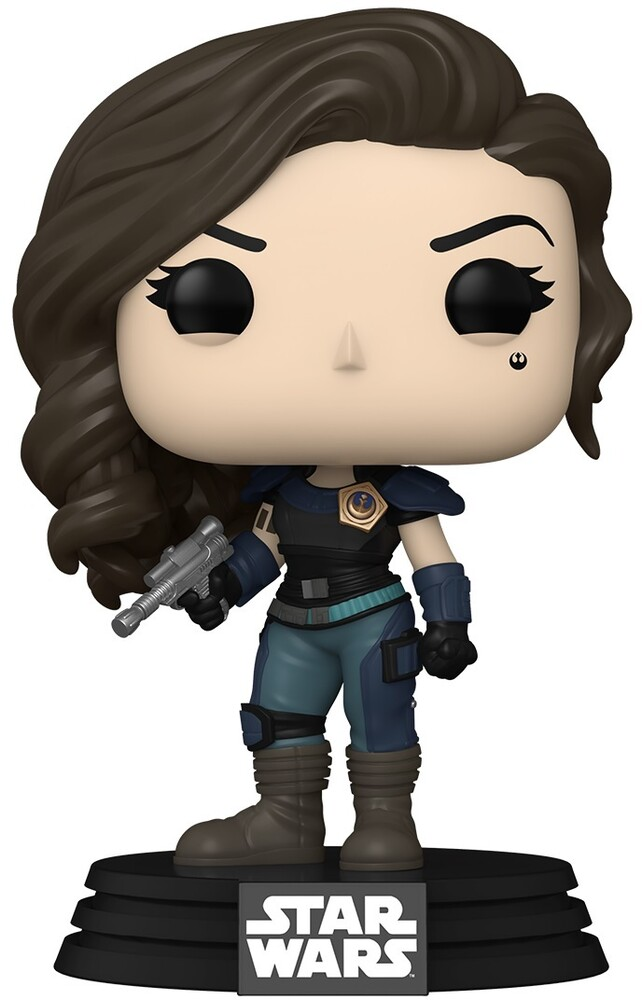 - FUNKO POP! STAR WARS: The Mandalorian- Cara Dune