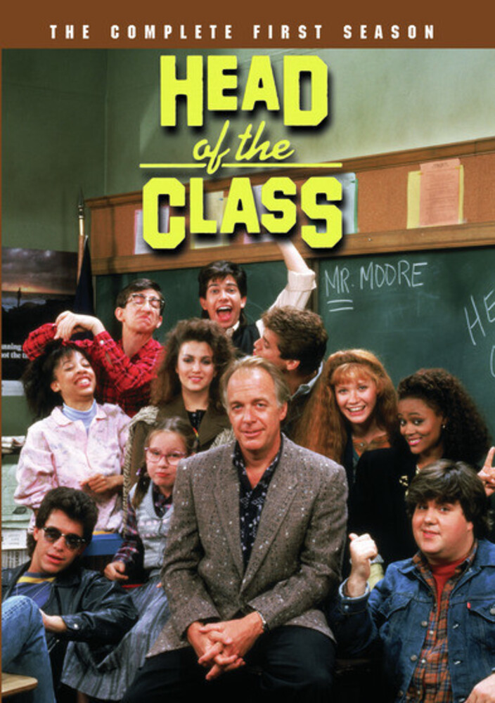 - Head Of The Class: Complete First Season (3pc)