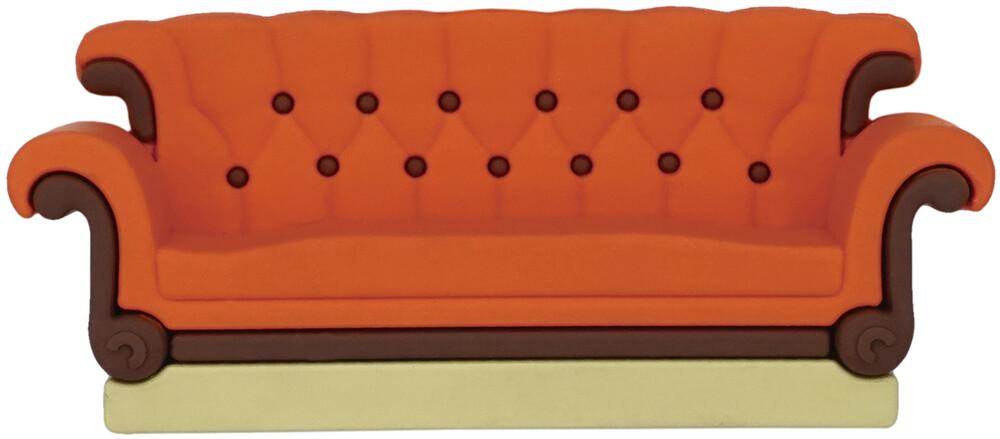 Wb Friends - Couch 3D Foam Magnet - Friends - Couch 3D Foam Magnet