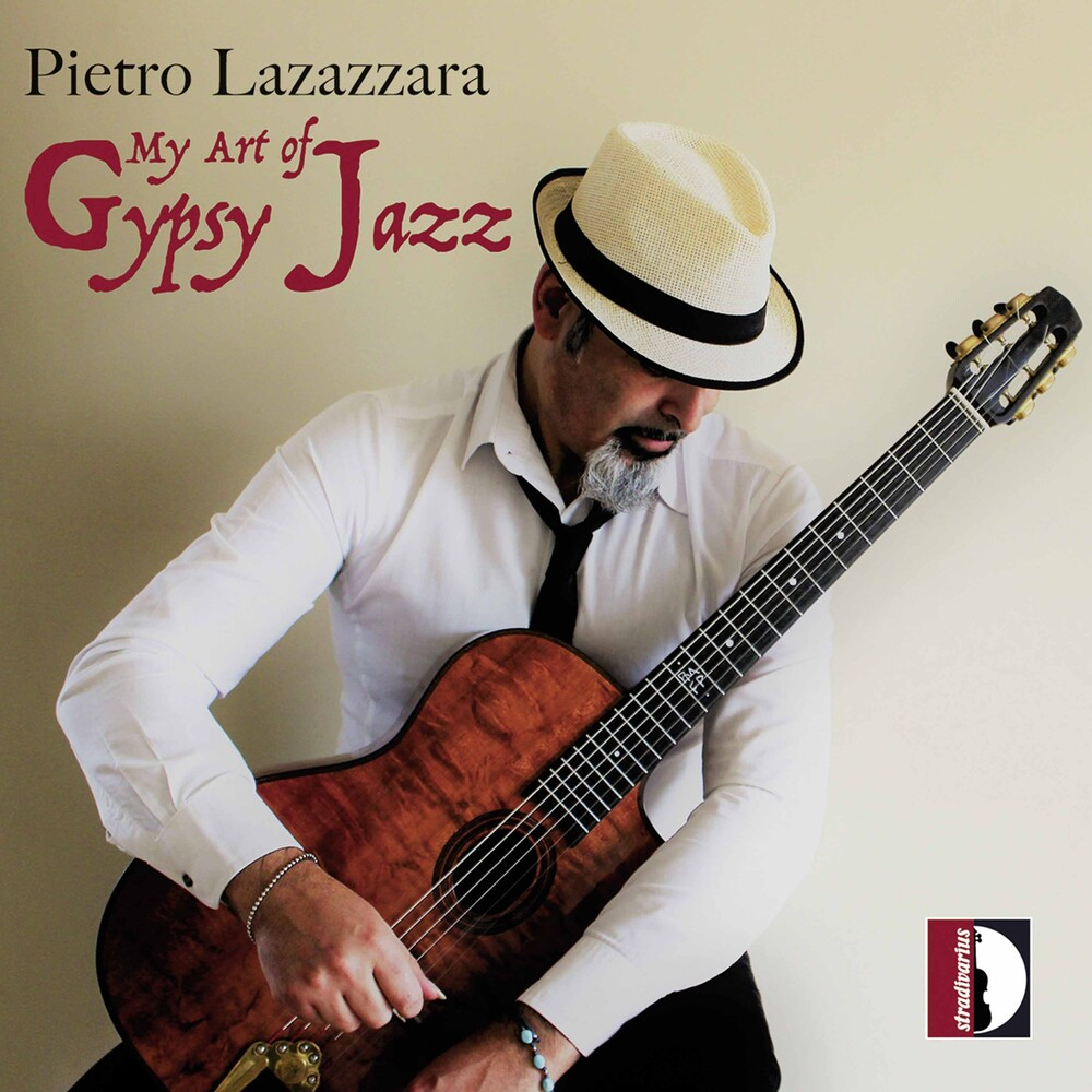 Lazazzara / Lazazzara / Solazzo - My Art Of Gypsy Jazz