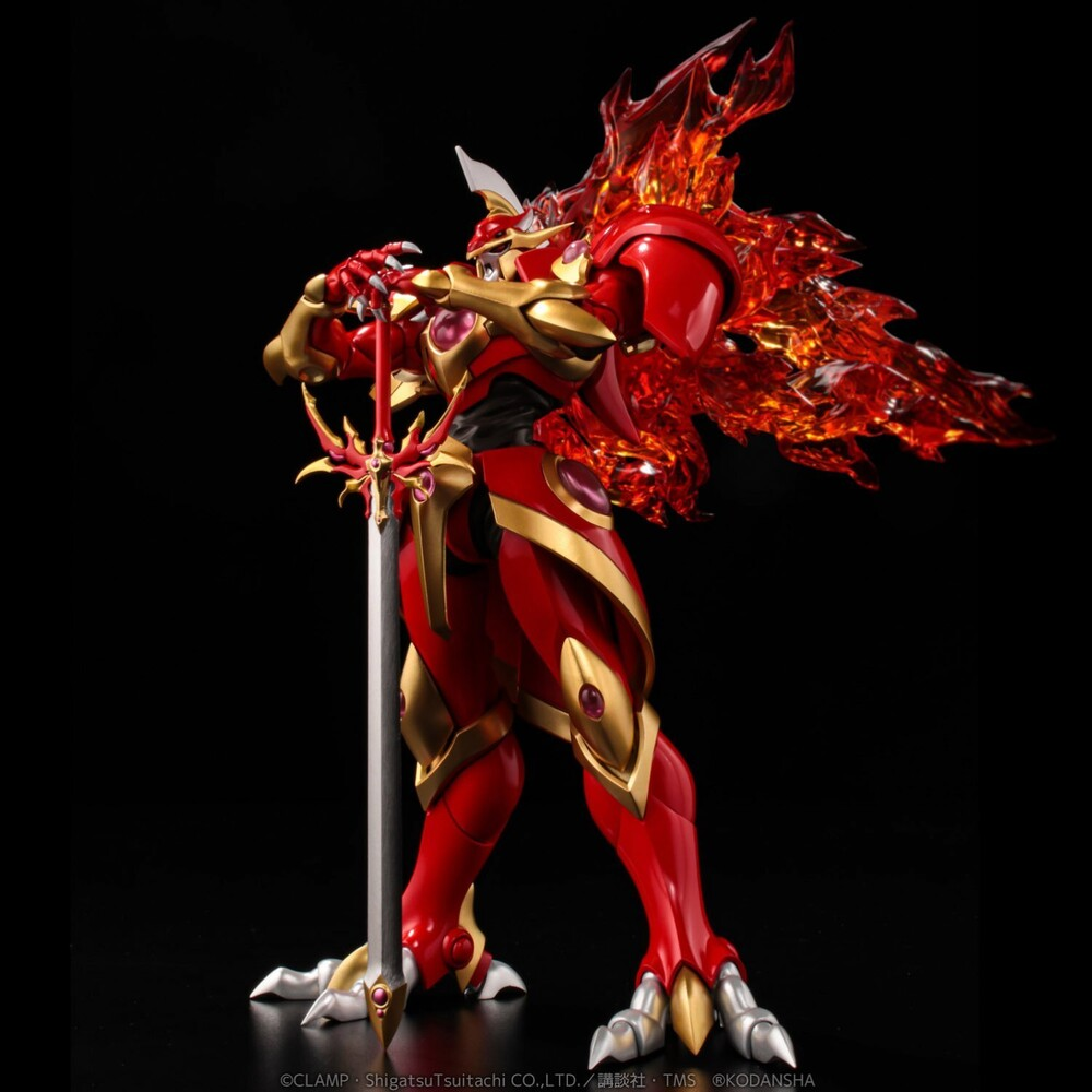 Sen-Ti-Nel - Sen-Ti-Nel - Magic Knight Rayearth, Sentinel Riobot