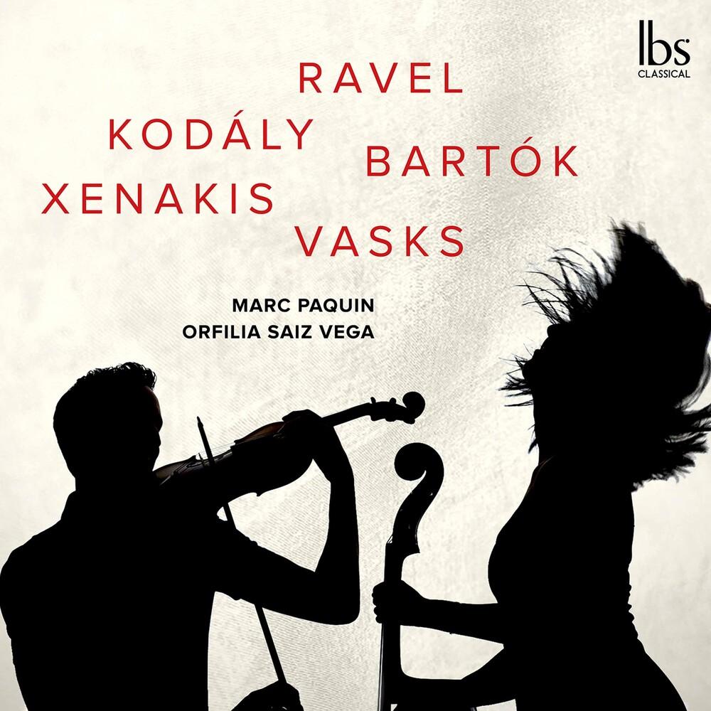 Duos For Violin & Cello / Various - Duos For Violin & Cello / Various