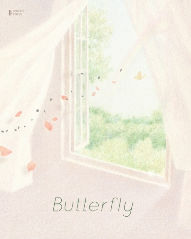 - Butterfly (Graphic Lyrics Vol.5) (44pgs, 233*292mm, 521g)