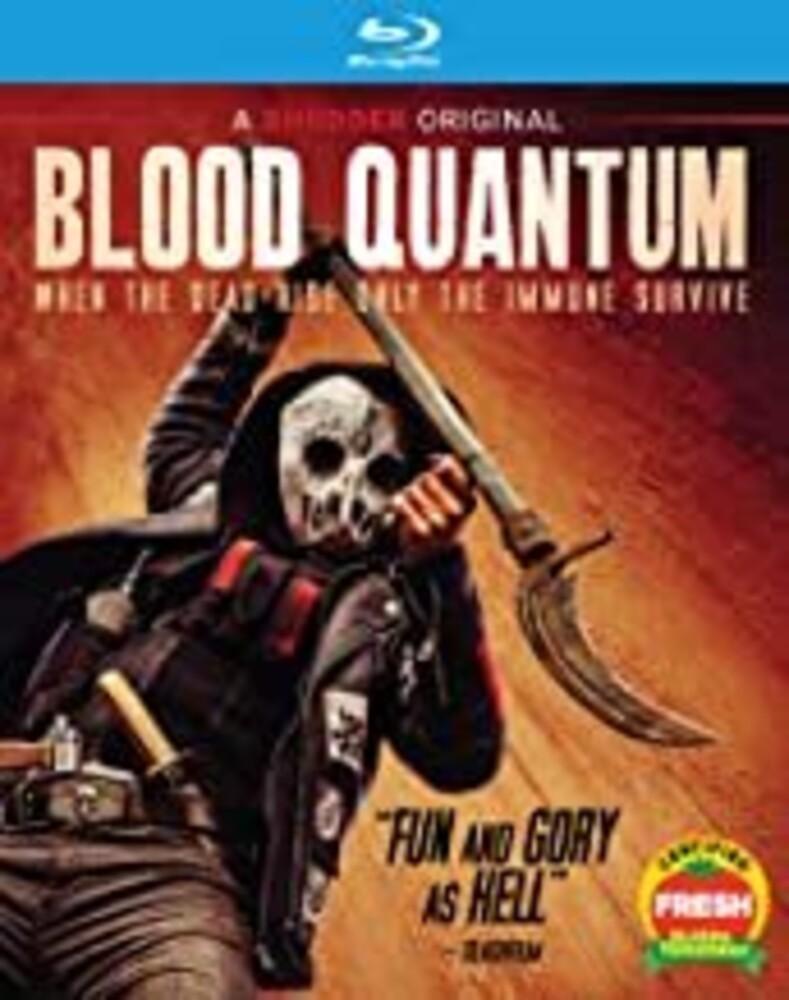 Blood Quantum - Blood Quantum