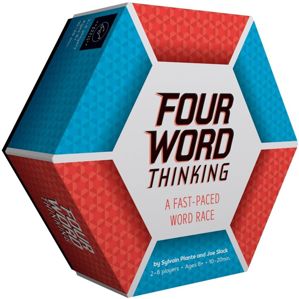 - Four Word Thinking: A Fast-Paced Word Race