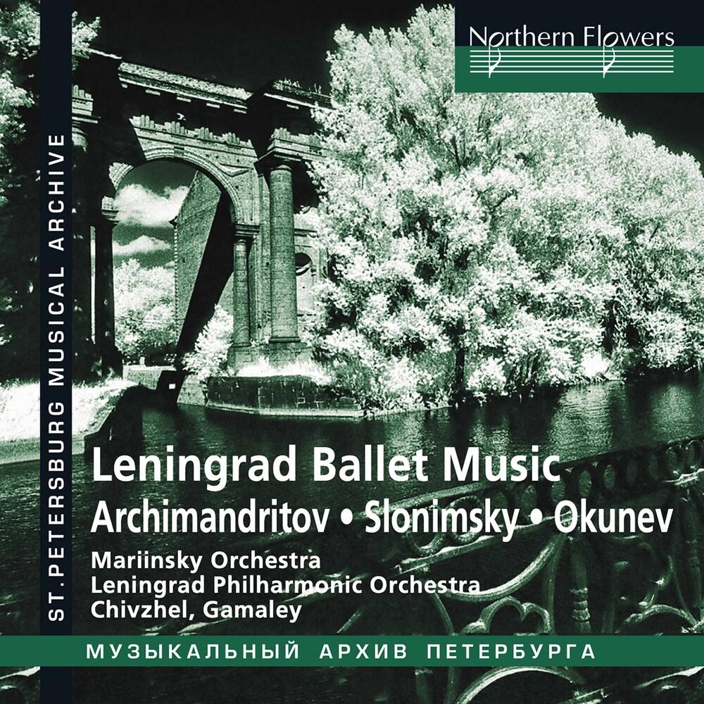 Mariinsky Orchestra / Gamaley / Leningrad Po - Leningrad Ballet Music