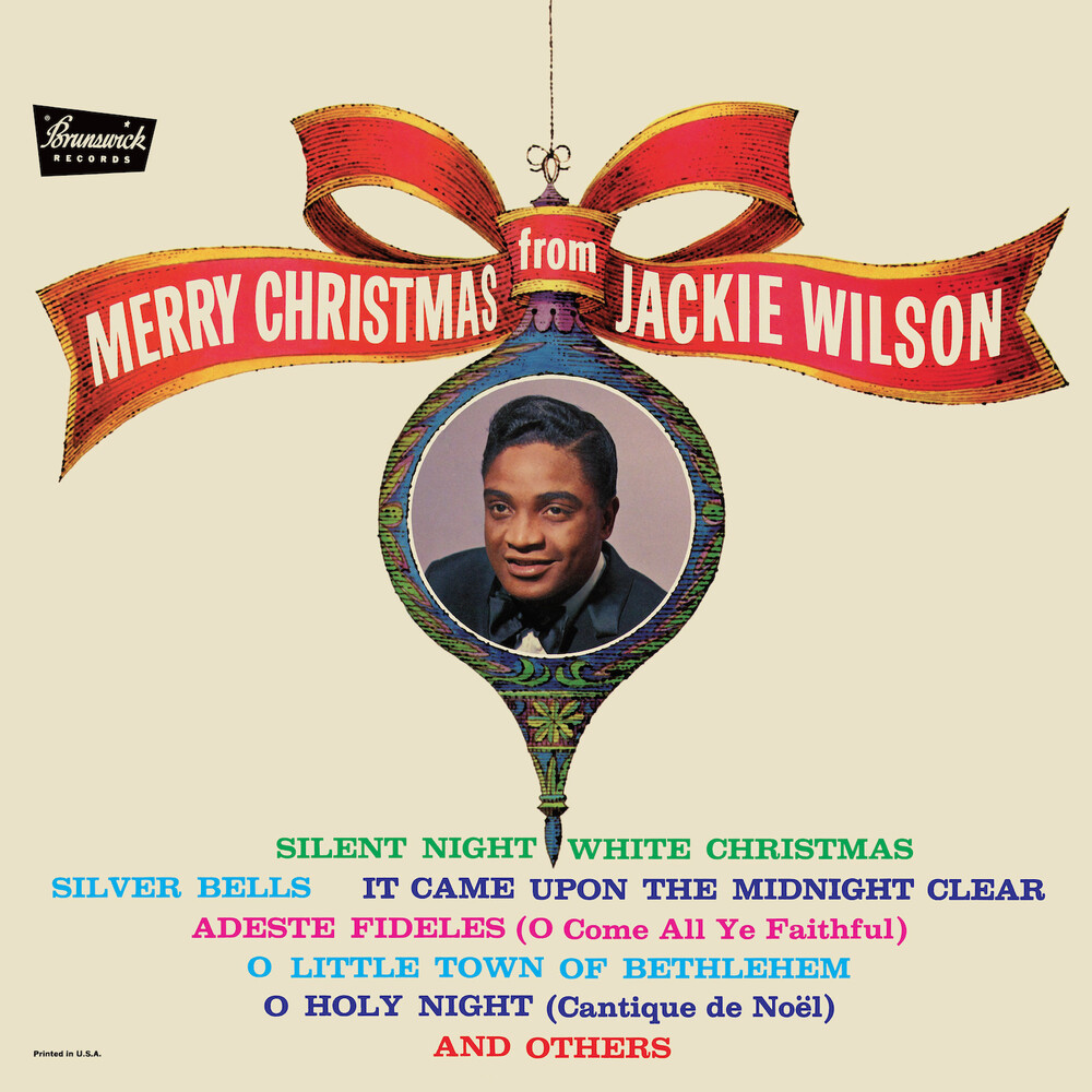 Jackie Wilson - Merry Christmas From Jackie Wilson
