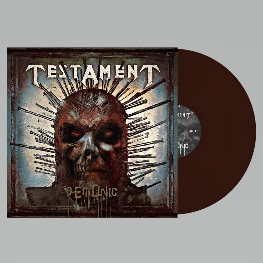 Testament - Demonic [Brown LP]