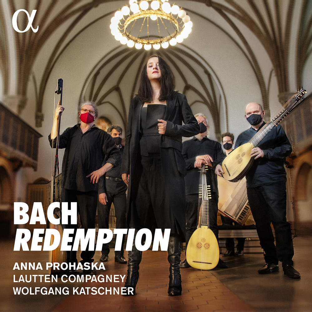 J Bach S / Prohaska / Katschner - Redemption